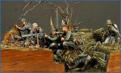 'Scythe of the Somme' by Steve Hudstad. This is a Daily Dose for 10june2014 from the Michigan Toy Soldier Figure Co. www.michtoy.com