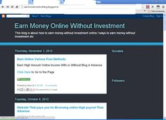 Earn Money Without Investment Free Guide , Ad sense Guide, Web Traffic Guide , Marketing Guide, SEO Guide Tools Etc