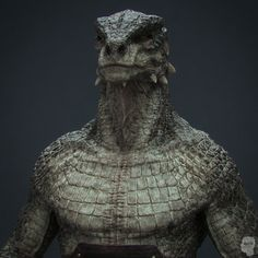James Ku - CG Character Artist