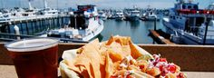 Mitch's Seafood is casual waterfront dining at its best.  Located on San Diego Bay, in the historic fishing neighborhood of Point Loma, we offer excellent locally caught seafood with a view of the bay and the San Diego Sportfishing Fleet.  We specialize in grilled fresh, local seafood, fish tacos, gourmet burgers and a variety of craft beer and wines.