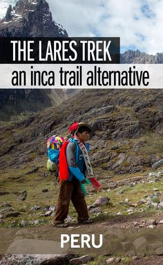 The Inca Trail vs the Lares Trek in Peru? While the Inca Trail is the most popular way to get to Machu Picchu, the Lares Trek gets you there through stunning scenery and local communities. I think this trip with G Adventures is a much more authentic experience and a better option for the real explorers out there!