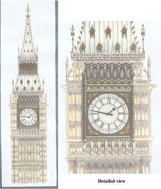 Palace of Westminster - Big Ben  bigben2.jpg (600×703)