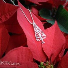 Sterling Silver Tree Necklace by Southern Gates