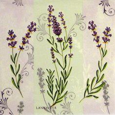 4 x Single Luxury Paper Napkins for Decoupage Craft Pastel Lavender   eBay