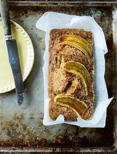 Banana Walnut Loaf | sheerluxe.com