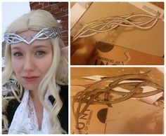 For the Hobbit Challenge I needed to make a quick Galadriel costume to recreate the Dol Guldur scene with The White Counsel from The H...