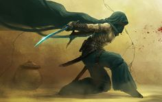 female assassin rogue