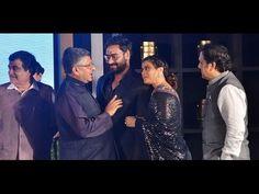 Ajay-Kajol get cosy  at the launch of the Mumbaikar Festival 2016