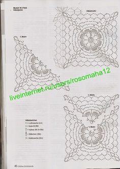 Crochetemoda: Blusa de Crochet Pink
