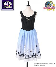 Sailor Moon clothing collection
