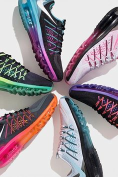 Nike Air Max 2015 - Cushioned to the max.