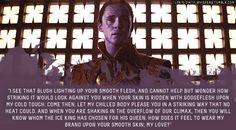 """Loki's Dirty Whispers - Submission: """"I see that blush lighting up your smooth flesh. Loki Marvel, Loki Thor, Tom Hiddleston Loki, Loki Laufeyson, Avengers, Marvel Films, Loki Whispers, Loki Imagines, Marvel Images"""