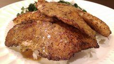 Real Talk Real Food!: Cajun Shrimp and Tilapia Recipe