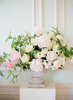 Featured Photographer: Esther Sun Photography; wedding centerpiece flower idea