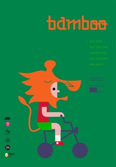 Bamboo poster, Milimbo