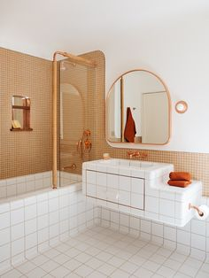 This New York Residence Deftly Mixes Vintage and Custom — and Tile for Miles - Sight Unseen