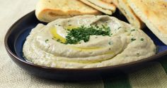Eggplant Dip (Baba Ganoush) - Produce Made Simple