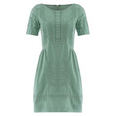 Buy NW3 by Hobbs Auralie Dress, Pistachio Online at johnlewis.com