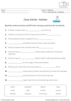... Worksheets - PrimaryLeap on Pinterest | Primary Resources, Worksheets
