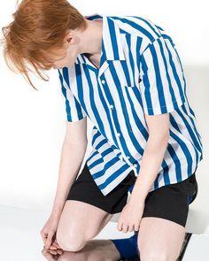 "@zplish - Instagram:「ZPLISH 18 Spring Summer ""Mirroring Effect"" 공식 홈페이지 www.zplish.com #지플리시#zplish#ootd#오오티디 #ootd #남성복#디자이너브랜드#무신사 #남자옷#에이랜드#데일리룩#스트릿패션…」 Edgy Outfits, Fashion Outfits, Red Guy, Ashley Brown, Redhead Men, Ginger Men, Swimming Costume, Poses, Redheads"