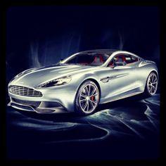 Elegant Aston Martin!