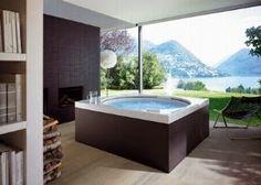 piscina espacio pequeño