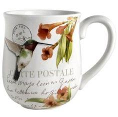 marjolein bastin | Marjolein Bastin Hummingbird Mug