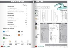 Catálogo Técnico Cremonas