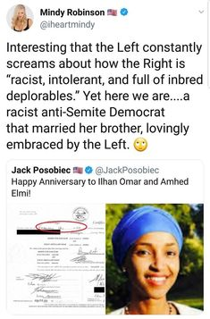 ... she and her brother committed fraud pursuant to ensuring her immigration status ... Liberal Agenda, Liberal Hypocrisy, Liberal Logic, Liberal Left, Conservative Politics, Strong Quotes, Democratic Party, Knowledge