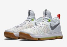 ab264026df6d2 #sneakers #news Celebrate The End Of Summer With A Multi-Color Nike KD