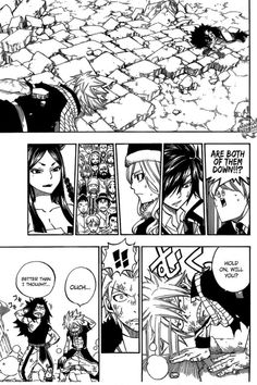 Fairy tail still up