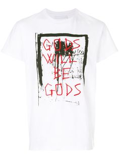 NEIL BARRETT NEIL BARRETT - GODS WILL BE GODS T. #neilbarrett #cloth #