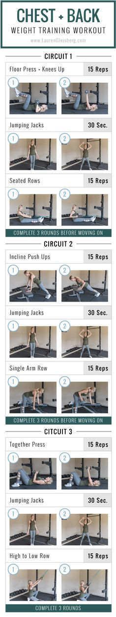 UPPER BODY WORKOUT | | Fitmas Challenge Week 1 Day 5 by LaurenGleisberg.com