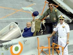 Navy Scouts For Air Defence Options For India's New Carrier – INS Vikramaditya