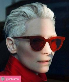 1d9912adb2a9d Tilda Swinton unveils a new collaboration with Korean eyewear brand Gentle  Monster and an enigmatic new short written and directed by Erik Madigan  Heck.