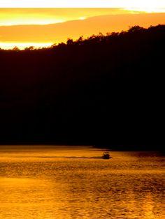 Beautiful sunset/sunrise views from Calabash Bay Lodge. Bay Lodge, Luxury Accommodation, Beautiful Sunset, Sunrise, Australia, River, Outdoor, Cozy, Skinny