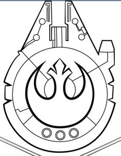 illustration millenium falcon - Recherche Google