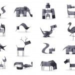 Calligraphy Animals by Andrew Fox.  From Collossol website.  amazing.