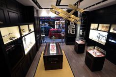 The Bremont store in Hong Kong #retail #design #watch designed & built by PopStore.