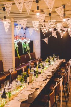 A Colourful & Laid Back London Pub Wedding | Pinterest | Buntings ...