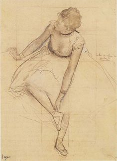 Degas for the wall.