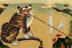 korean tiger - Google Search