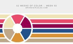 52 Weeks of Color :: 50 | brandigirlblog.com