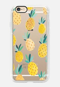Casetify iPhone 7 Case and Other iPhone Covers - Pineapple Party iPhone 7 Case by steffilynn | #Casetify