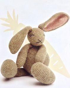 Cute Amigurumi bunny!