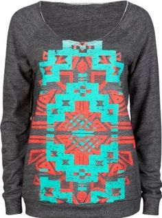 Full Tilt Aztec oversized sweater! Amazon! I own it and love it