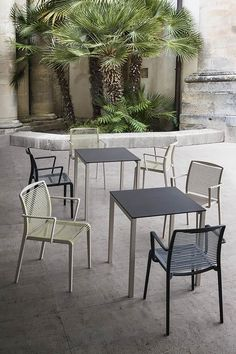 Lightness, freshness and simplicity distinguish Avenica: an innovative and ambitious project, designed for every single sitting situation. www.gaber.it #designchair #designstool