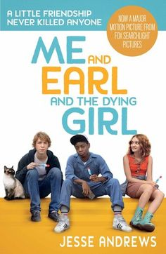 Book Review: Me and Earl and the Dying Girl, Jesse Andrews