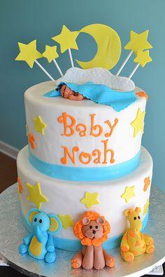 Baby Shower Cake by Simply Sweet Creations (www.simplysweetonline.com)