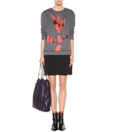 Stella McCartney - Cotton and wool-blend sweater - mytheresa.com GmbH